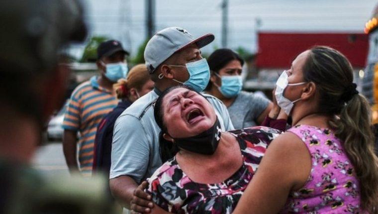 La violencia de los sucesos del martes ha conmocionado a todo Ecuador. (REUTERS)