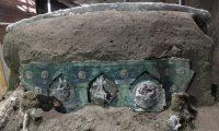 Los expertos creen que la carroza fue utilizada en ceremonias como bodas.