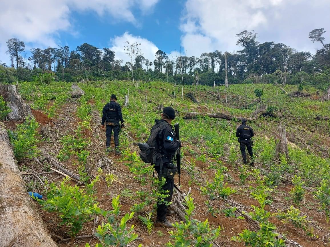 EE. UU. fortalece la lucha contra el narcotráfico en Guatemala y firma convenios de cooperación