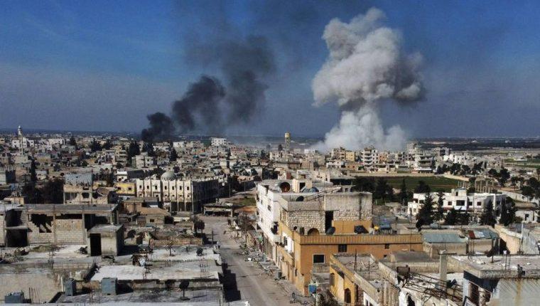 """Estados Unidos aseguró que los ataques aéreos destruyeron """"varias instalaciones"""" ubicadas en un punto de control fronterizo cercano a Irak. (Foto referencial: AFP)"""