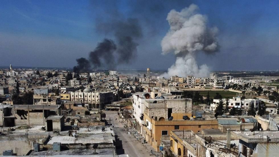 Primer ataque ordenado por Biden: Estados Unidos bombardea milicias apoyadas por Irán en Siria