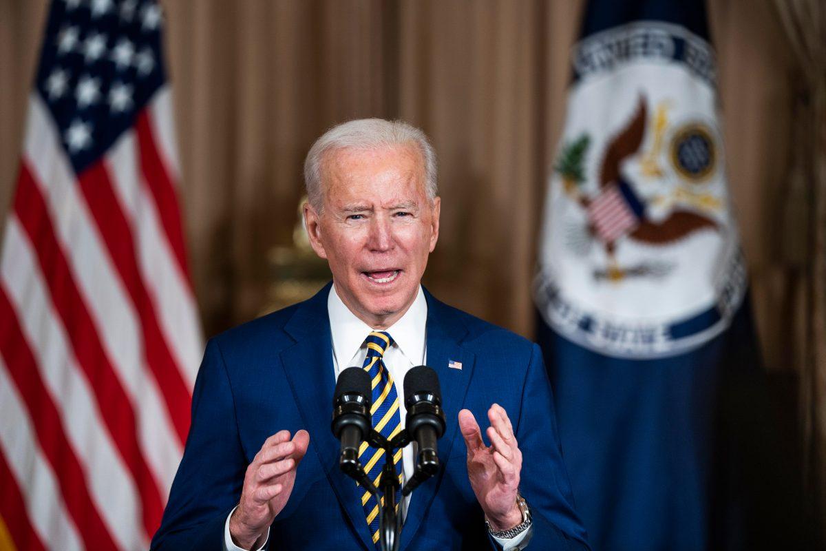 Biden multiplica cuota de refugiados de 15 mil a 125 mil por año