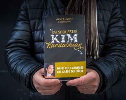 """Yo secuestré a Kim Kardashian"": un relato autobiográfico del robo del siglo"