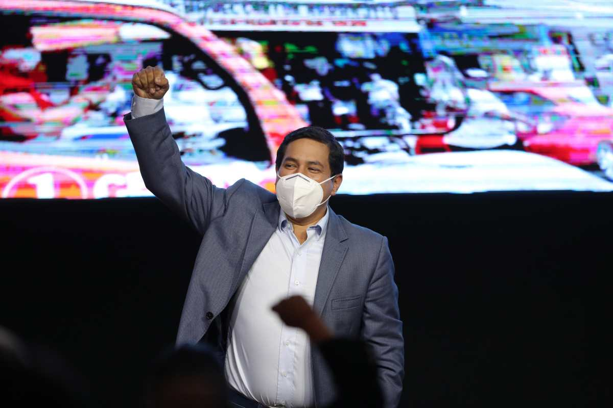 Los izquierdistas Andrés Arauz y Yaku Pérez disputarán segunda vuelta en Ecuador
