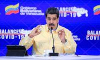 """Comunidad científica es escéptica del """"milagro"""" del fármaco que promueve Maduro. (Foto Prensa Libre: EFE)"""