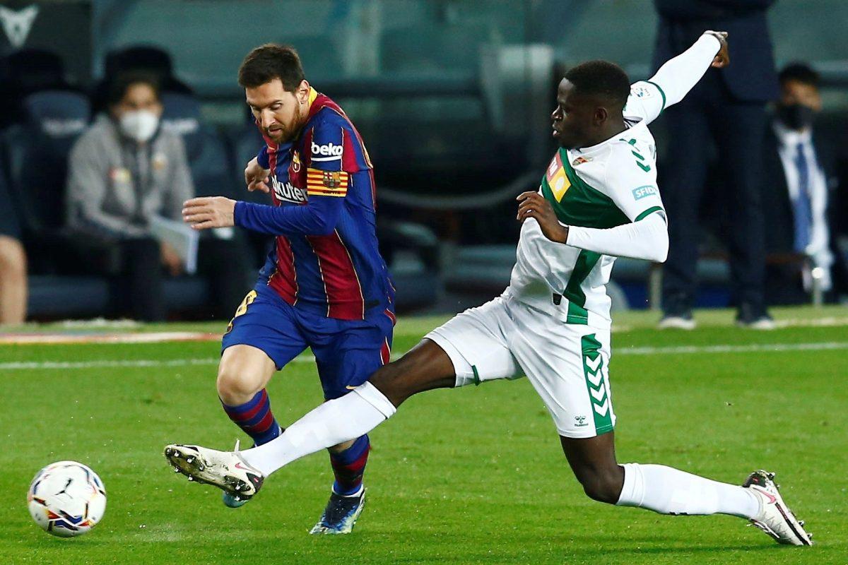 En Directo: Barcelona vs Elche