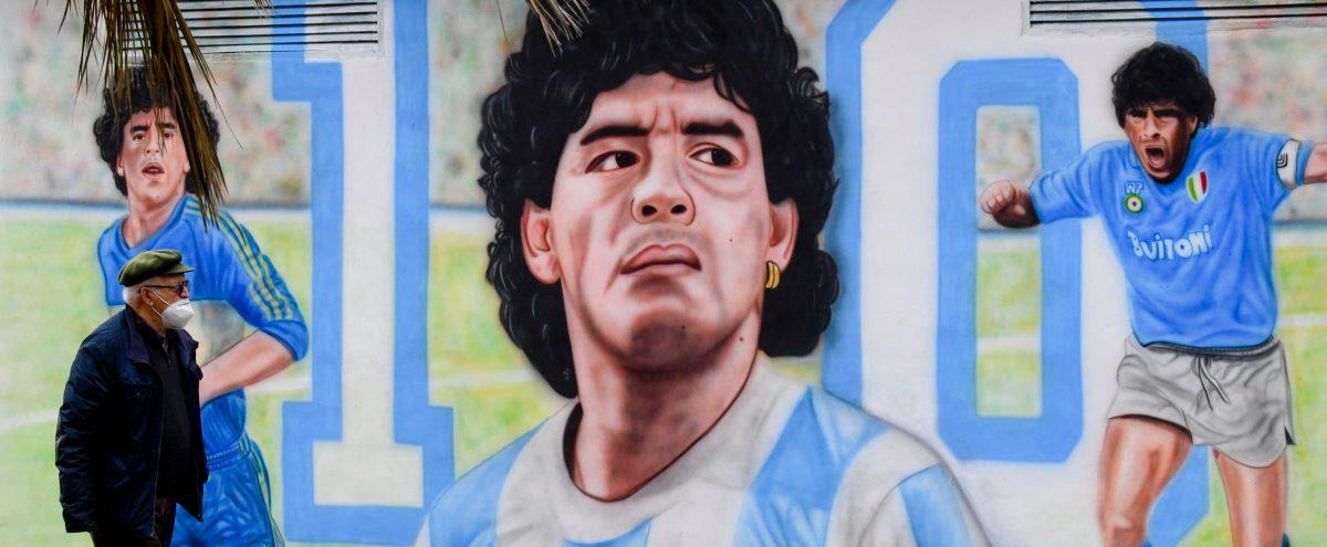 """""""Toca y vete"""": cómo fue el 'encuentro' entre Diego Maradona y Verónica Castro hace 40 años"""