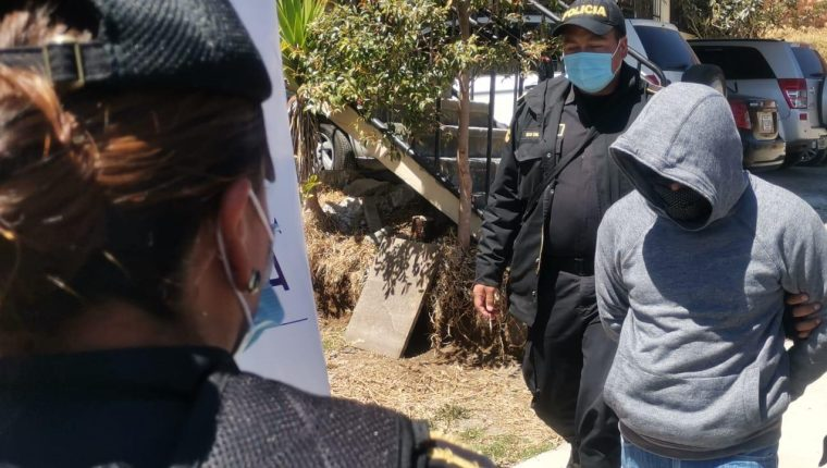 Walter Daniel Sical Orozco fue ligado a proceso penal por un caso de agresión sexual. (Foto Prensa Libre: Cortesía Eduardo Velázquez)