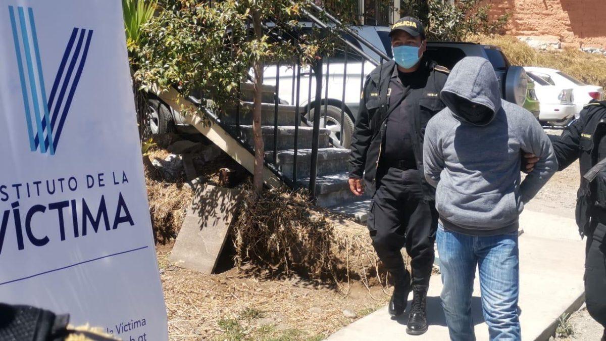 Walter Daniel Sical Orozco, presunto acosador de San Marcos, es ligado a proceso por agresión sexual