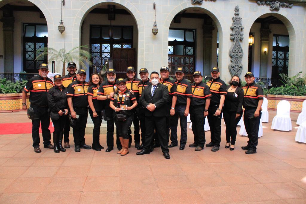 Caravana del Zorro celebra 60 años sin motores ni cascos debido al covid-19