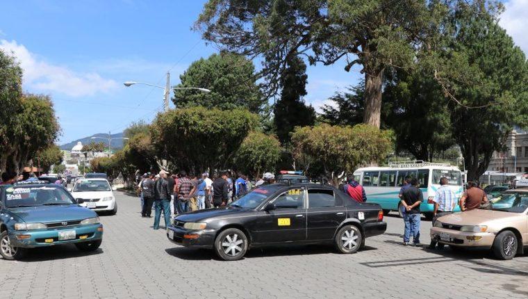 Taxista deberá sensibilizar a compañeros sobre la no discriminación. (Foto referencial: Hemeroteca PL)
