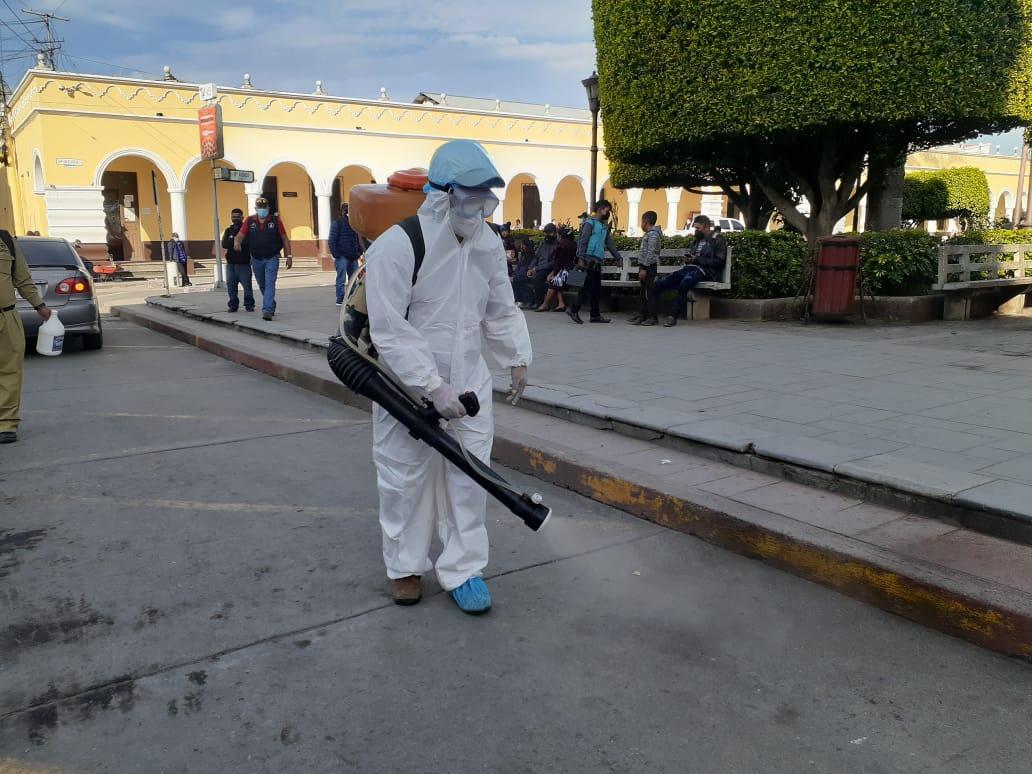 Con una baja en pruebas, Salud reporta 205 casos nuevos de coronavirus en Guatemala