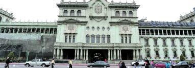 Imagen del Palacio Nacional de la Cultura.