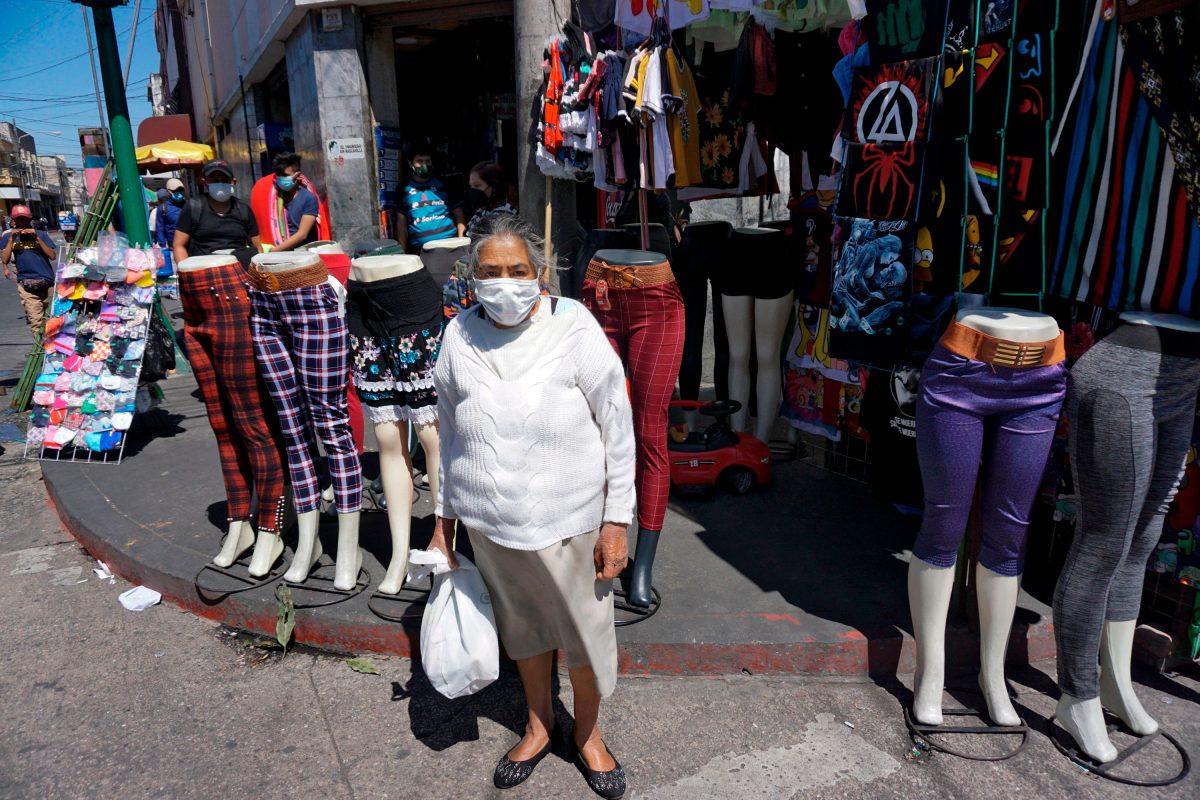 Guatemala suma 162 mil 937 casos de coronavirus y más de 5 mil 800 fallecidos