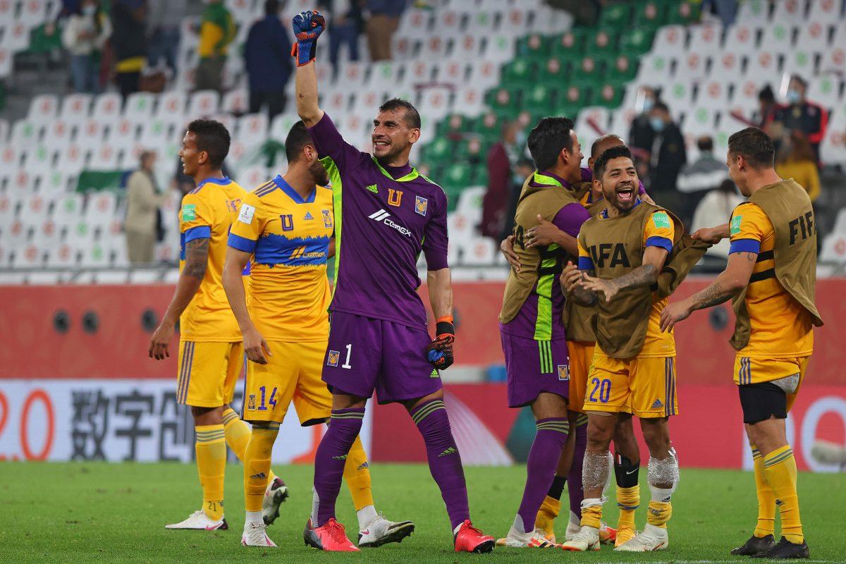 Tigres gana a Palmeiras y hace historia para el futbol mexicano