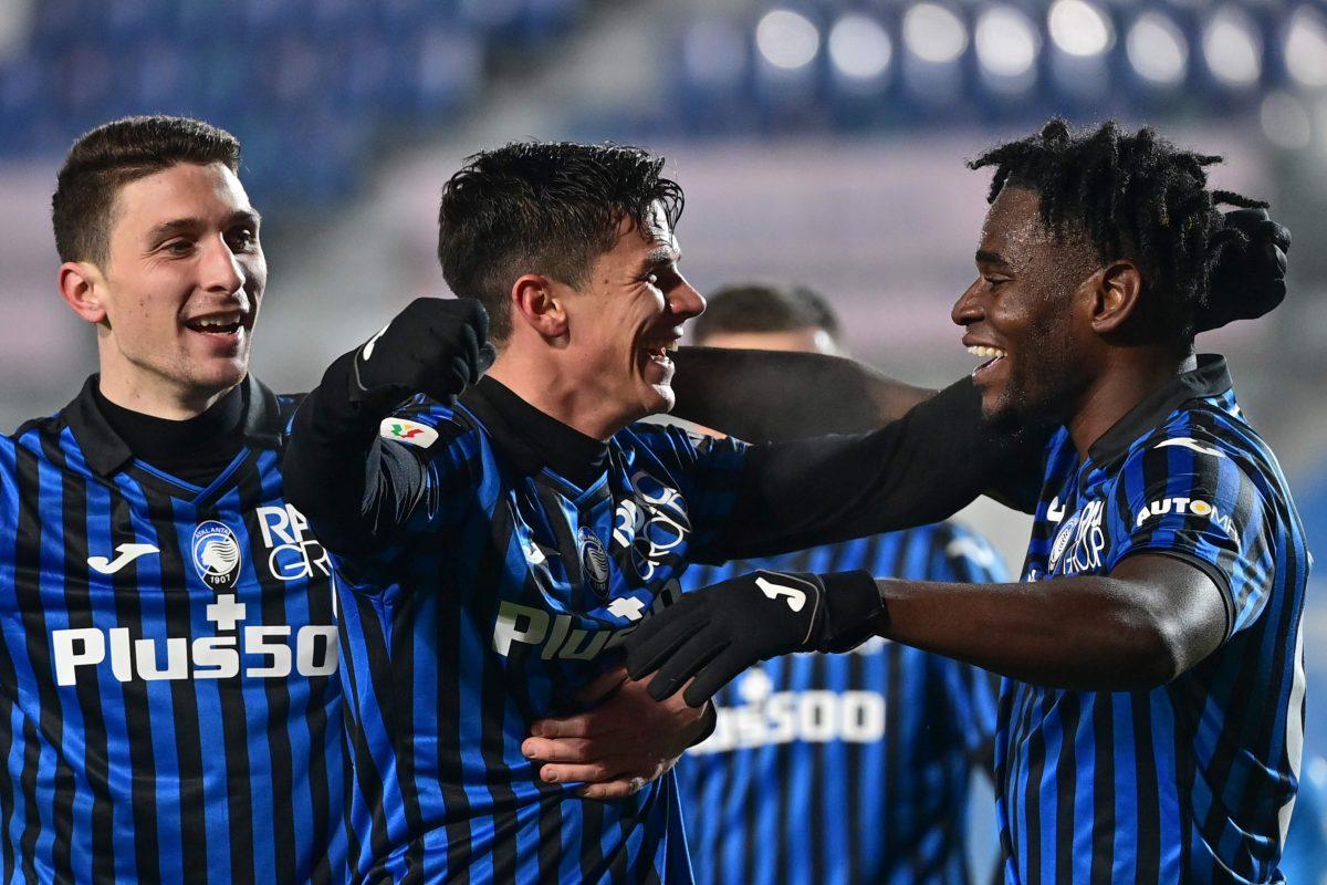 Copa Italia: Atalanta avanza a la final contra la Juventus; eliminaron al Nápoli 3-1