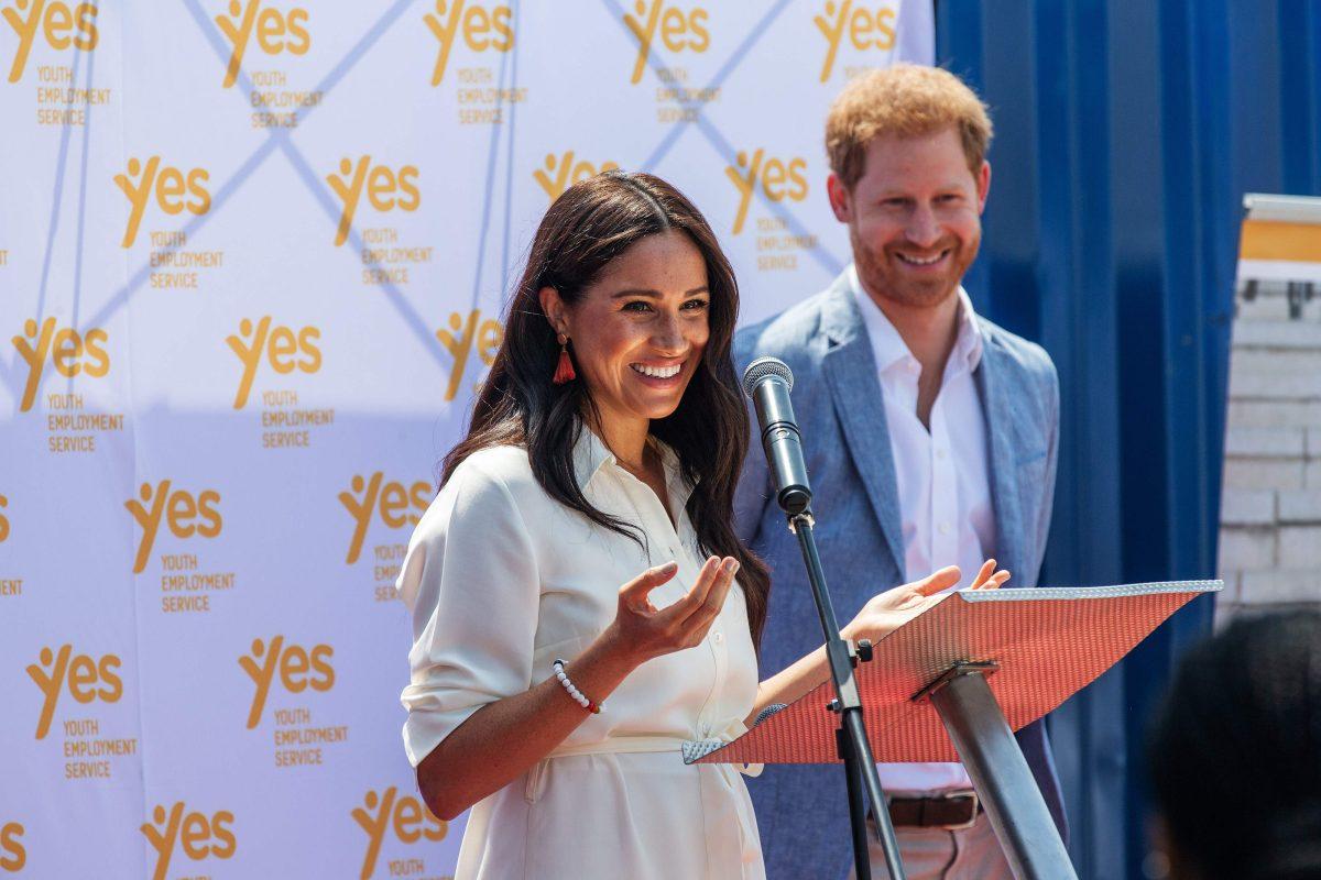 El príncipe Enrique y Meghan Markle esperan a su segundo hijo
