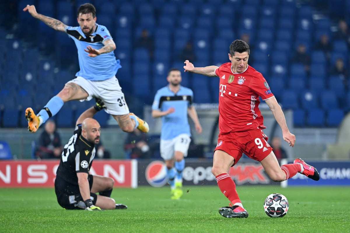 Champions League: El Bayern de Múnich ante un trámite nada más frente a la Lazio