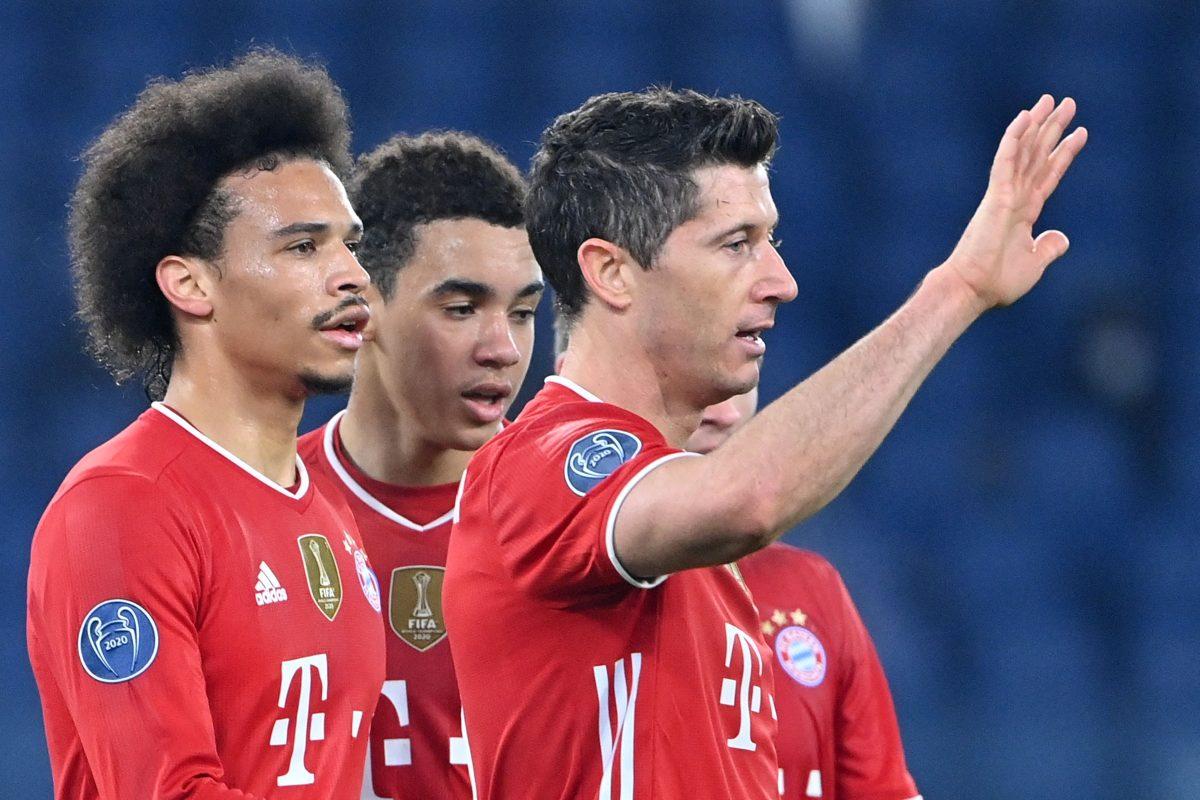 El Bayern de Múnich no duda y golea a una Lazio que está con un pie fuera de Champions