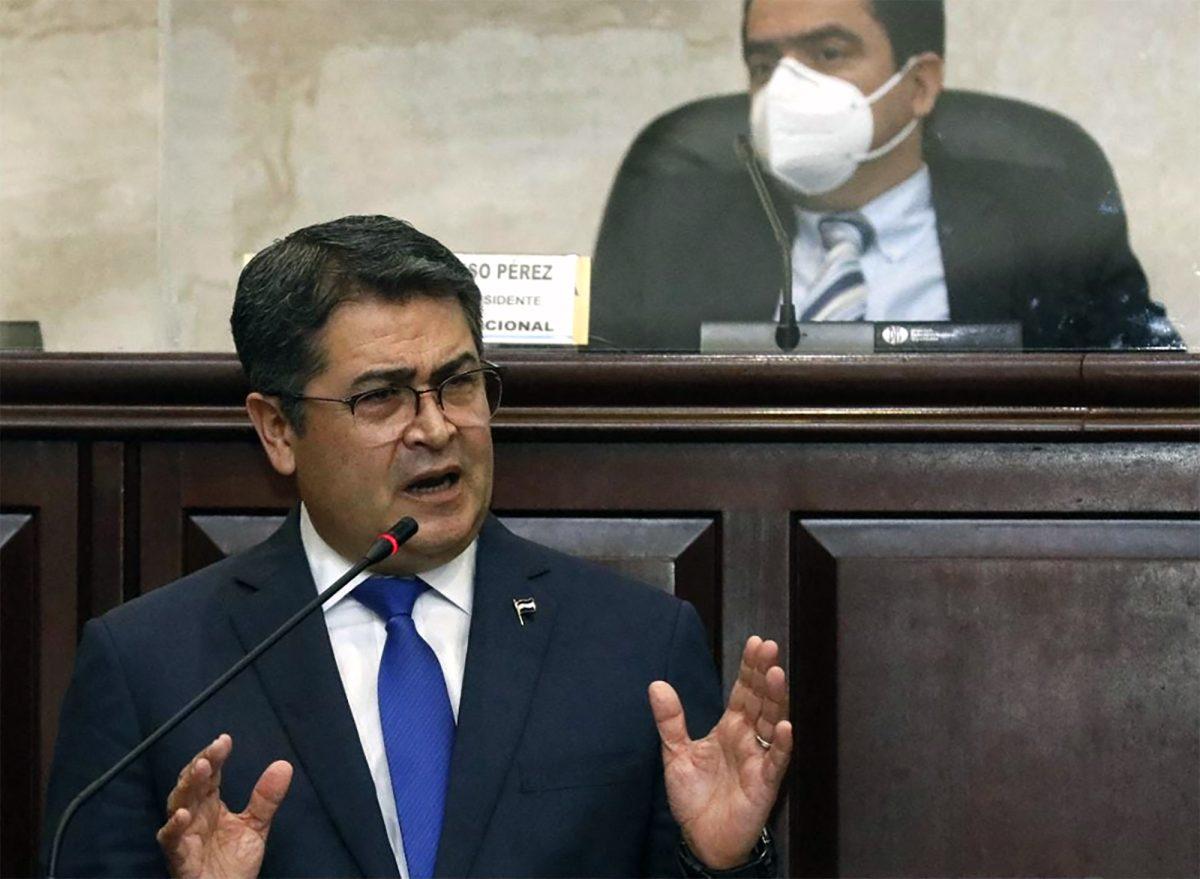 Comienza en EE. UU. un juicio por narcotráfico que salpica al presidente de Honduras Juan Orlando Hernández