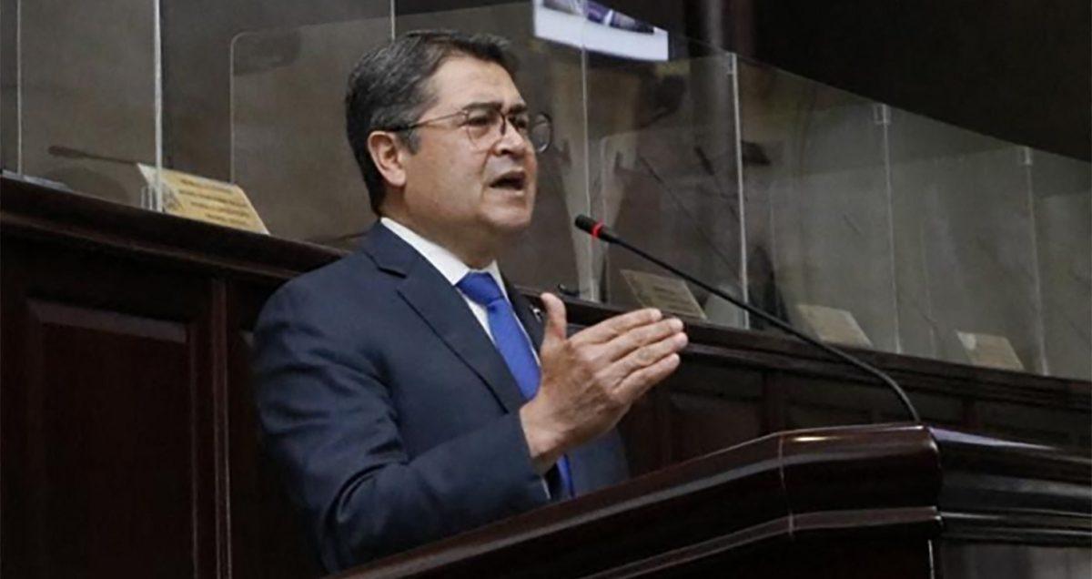 EE. UU. advierte que no colaborará con el presidente de Honduras, mencionado en un juicio por narcotráfico