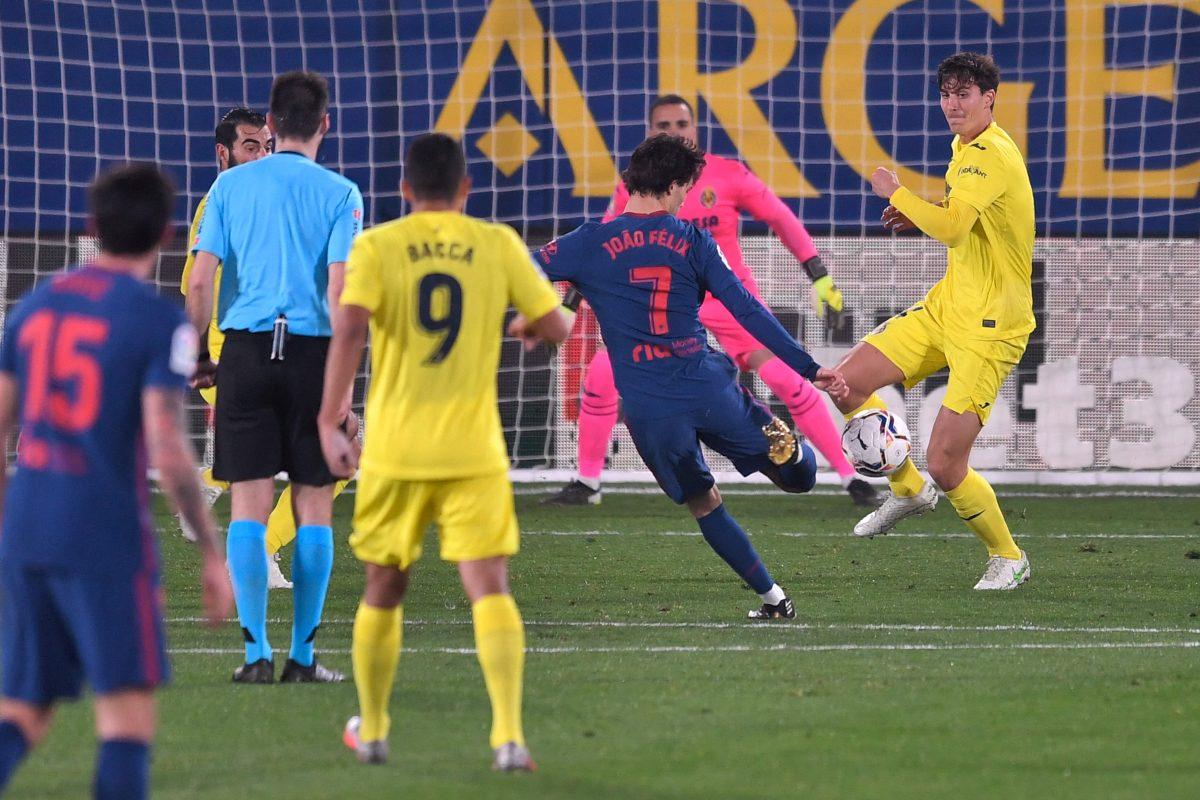 Simeone, sobre Joao Félix: Me gustan los jugadores rebeldes