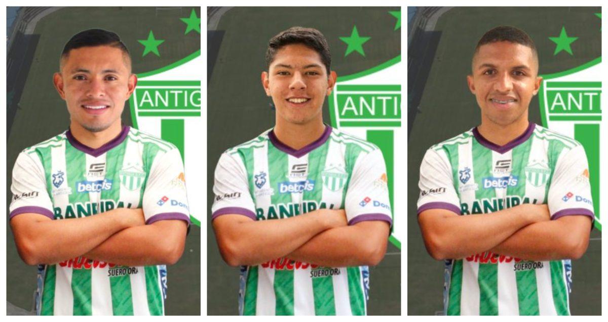 Torneo Clausura 2021: Carlos Mejía se suma a los refuerzos de Antigua GFC