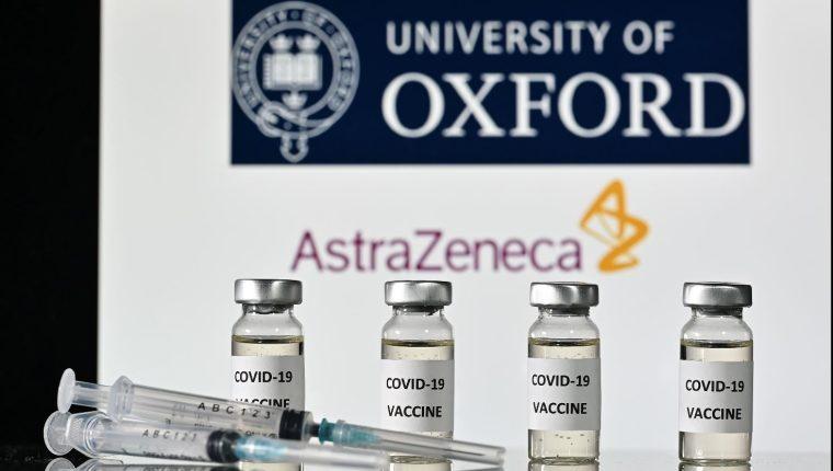 Vacuna de AstraZeneca ya es utilizada en algunos países del mundo. (Foto Prensa Libre: AFP)