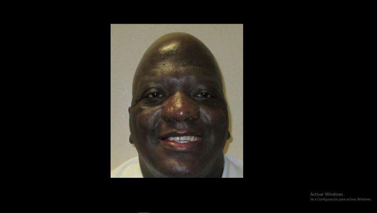 Willie Smith, de 52 años, iba a recibir una inyección letal en la cárcel de Holman, en Atmore, en el estado de Alabama, Estados Unidos. (Foto Prensa Libre: AFP)