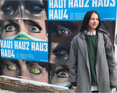 La guatemalteca Sofía Insua y su paso en el teatro alemán