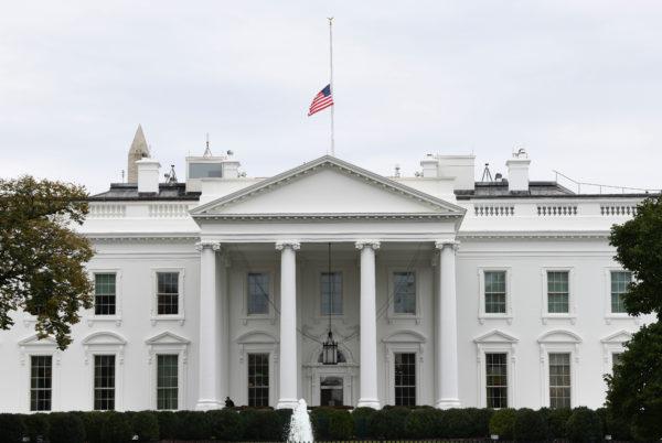 Casa Blanca de Estados Unidos. (Foto Prensa Libre: HemerotecaPL)