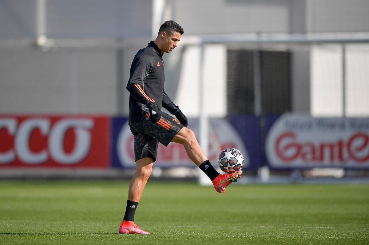 El emotivo mensaje de Cristiano Ronaldo a sus compañeros previo al Porto – Juventus