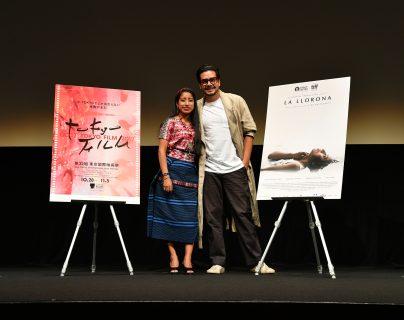 Jayro Bustamante y María Mercedes Coroy: Los rostros del exitoso cine guatemalteco