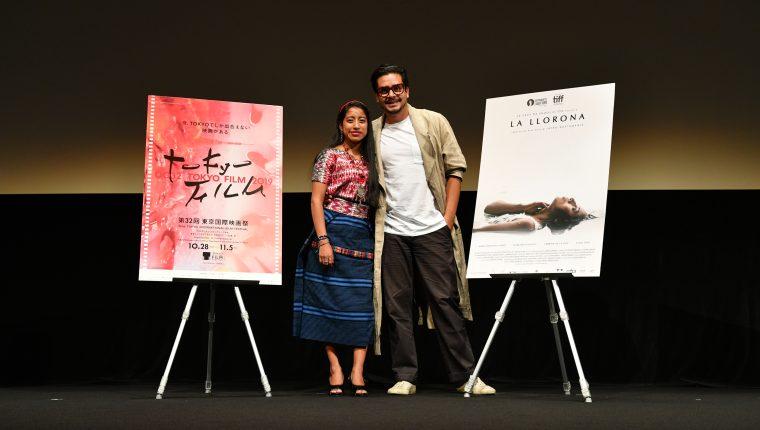 Jayro Bustamante y María Mercedes Coroy conversan acerca del cine y Guatemala para Prensa Libre.