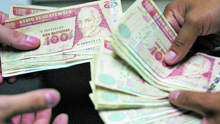 Monedas como el quetzal, lempira y córdoba sortearon mejor la emergencia originada por el covid-19. Foto: Hemeroteca Prensa Libre