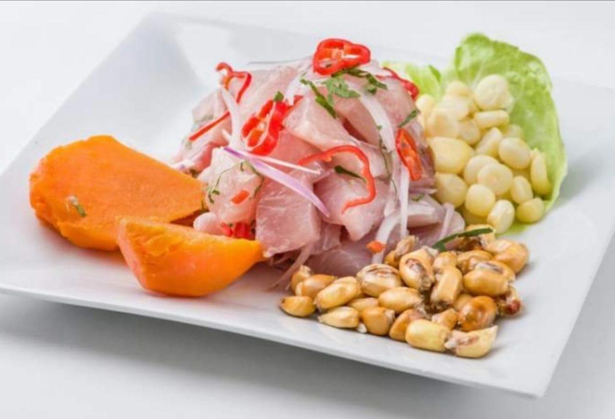 El sabor único de un ceviche peruano