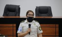 Yotzaida García fue destituida de la PNC. (Foto: Hemeroteca PL)