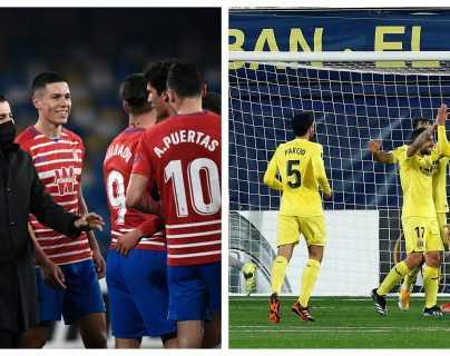Europa League: El Granada y el Villarreal dejan en el camino al Nápoli y el RB Salzburgo