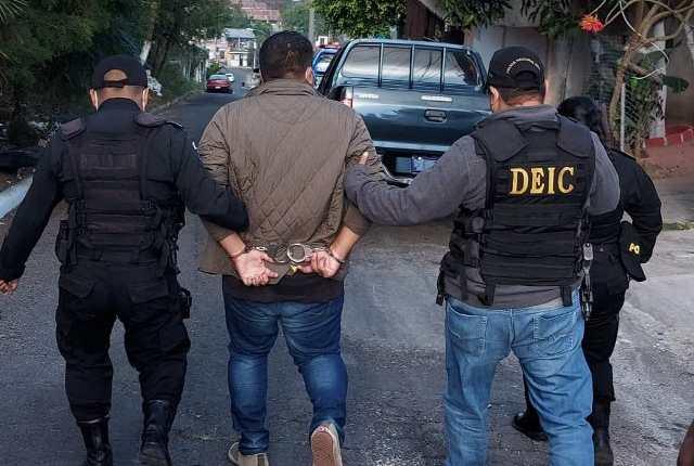 Kevin Armando Osorio Piril fue capturado el 27 de enero. (Foto: Hemeroteca PL)