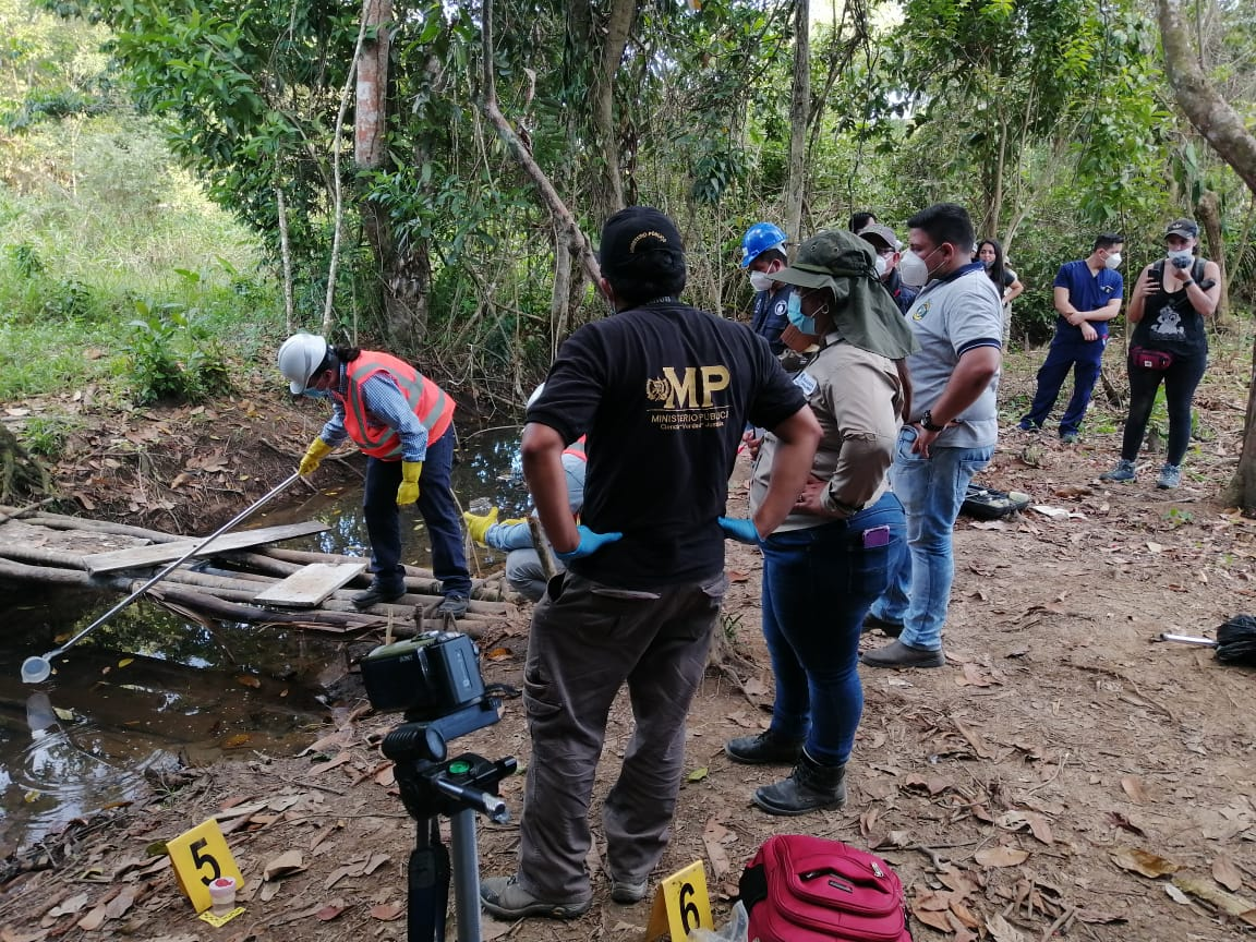 Lo que se sabe del caso de posible derrame de petróleo en comunidad de Alta Verapaz y qué dice la empresa aludida