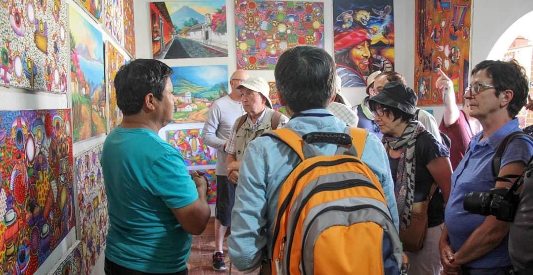 La OMT premia a emprendimiento guatemalteco Etnica por su innovación y proyección social
