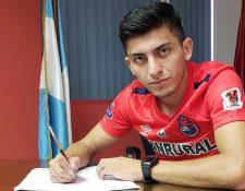 Harim Quezada se unió a los refuerzos de Municipal para el Clausura 2021.