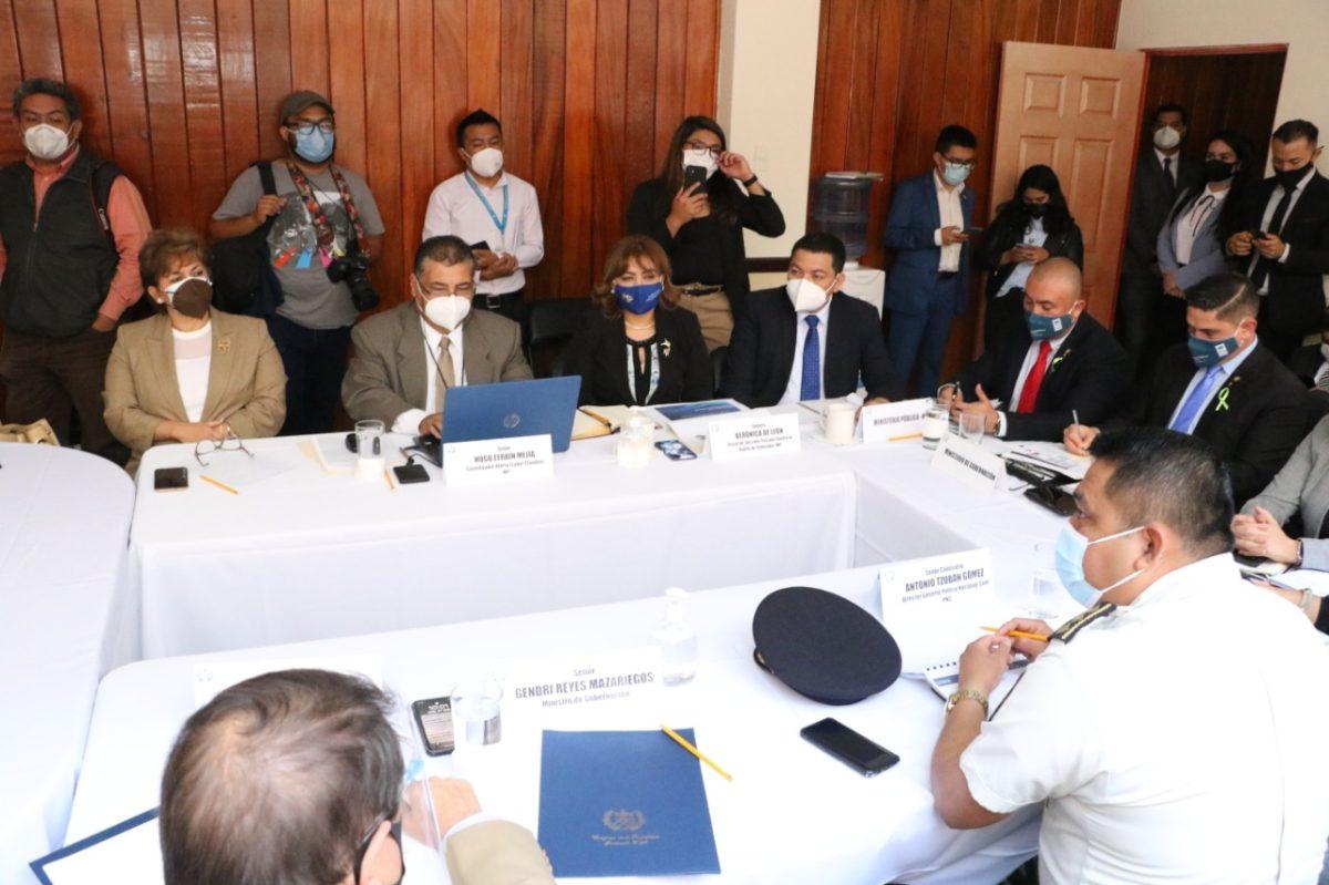 En medio de la indignación por los crímenes contra niñas, Gobernación propone endurecer penas
