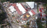 Coca-Cola Los Volcanes amplía planta en Retalhuleu e invierte en maquinaria con tecnología de punta a nivel mundial. (Foto Prensa Libre: Cortesía)