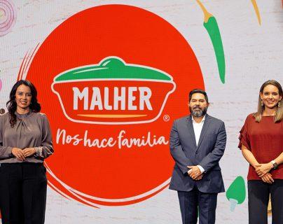 """Malher renueva imagen y lanza campaña """"Cocinar es un abrazo"""""""
