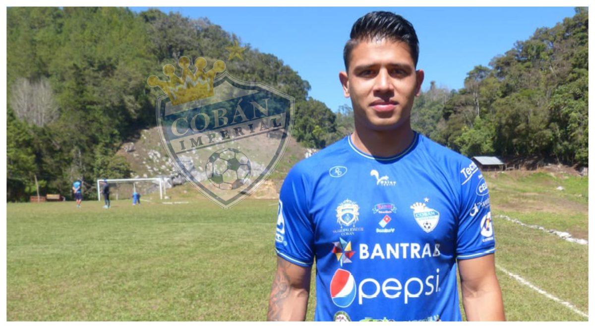 Torneo Clausura 2021: Cobán Imperial es el nuevo equipo de Alejandro Galindo