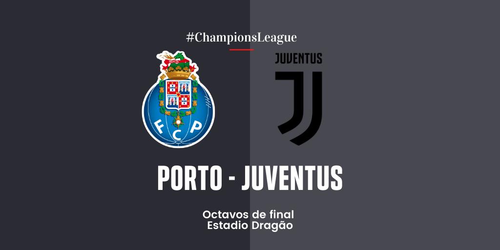 EN DIRECTO | Porto vs Juventus