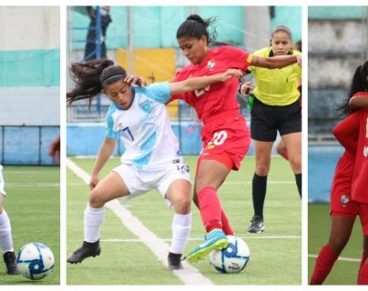 Futbol femenino: Guatemala cae ante Panamá en el segundo partido amistoso