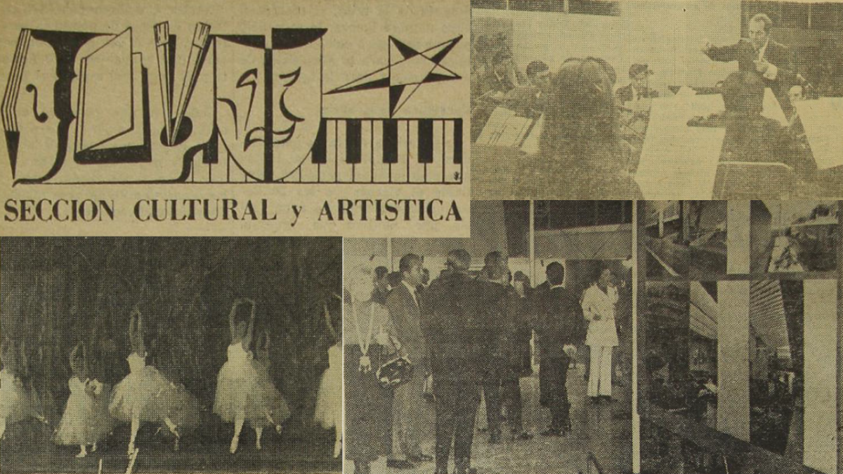 1971: Algunos de los eventos y hechos artísticos más importantes de la época