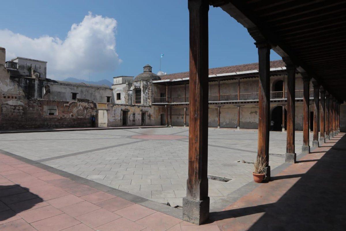 Se proyecta un nuevo museo de arte en el Palacio de los Capitanes en Antigua Guatemala